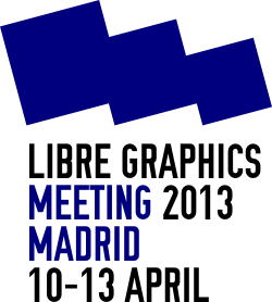 Libre Graphics Meeting 2013